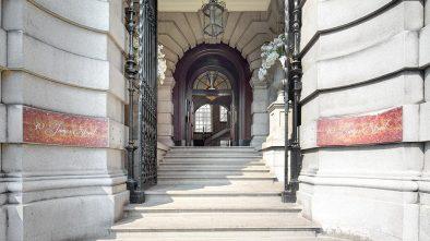 30 James Street Entrance