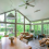 7 Ideas Of Luxurious Makeover For Your Sunroom